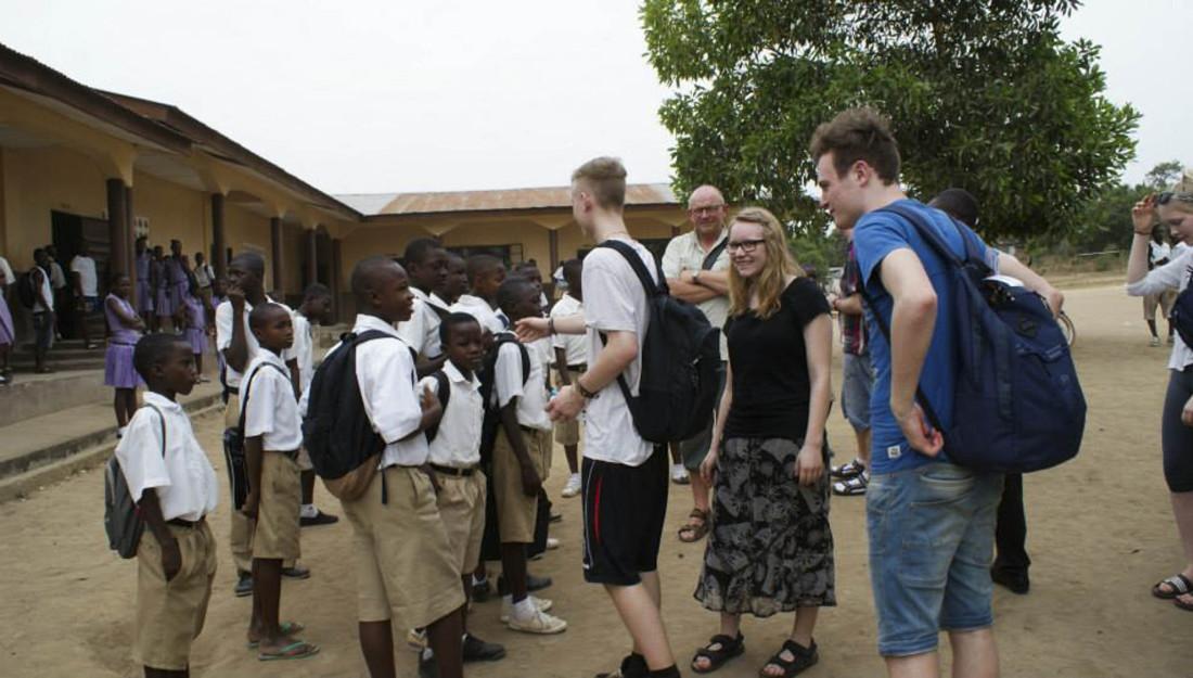 Tanzania og Uganda